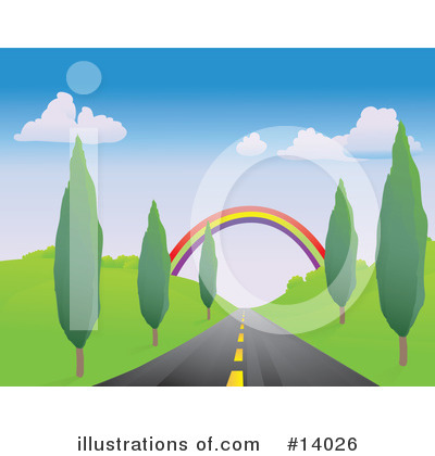Rainbow Clipart #14026 by Rasmussen Images