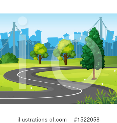 Urban Clipart #1522058 by Graphics RF