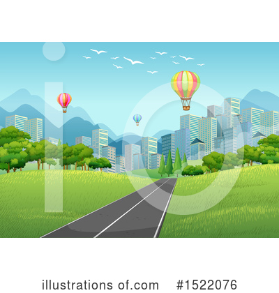 Urban Clipart #1522076 by Graphics RF