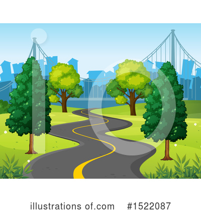 Urban Clipart #1522087 by Graphics RF