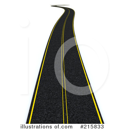 Road Clipart #215833 by KJ Pargeter