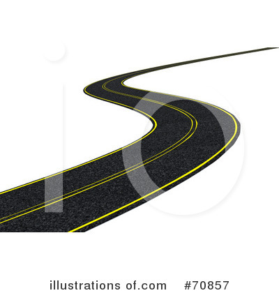 Road Clipart #70857 by KJ Pargeter