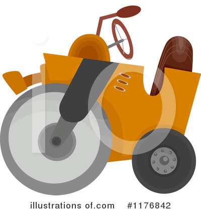 Road Roller Clipart #1176842 by BNP Design Studio
