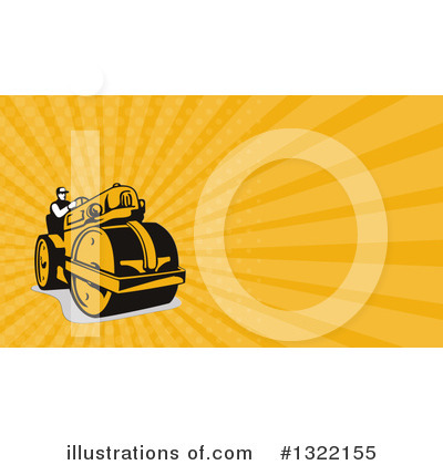 Heavy Machinery Clipart #1322155 by patrimonio