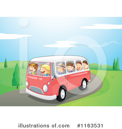 Kombi Clipart #1163531 by Graphics RF