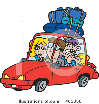 Travel Clipart #65650 by Dennis Holmes Designs