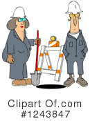 Road Work Clipart #1243847