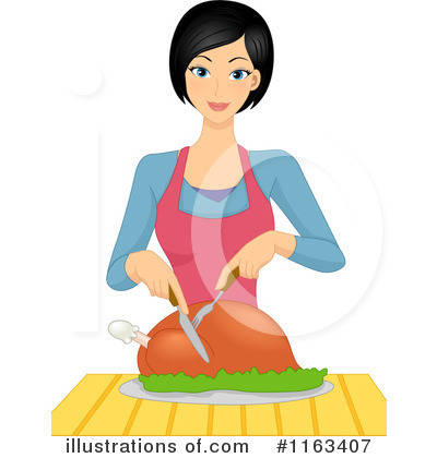 Thanksgiving Clipart #1163407 by BNP Design Studio