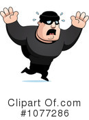 Robber Clipart #1077286 by Cory Thoman