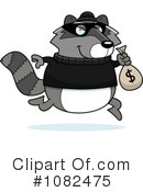Royalty-Free (RF) robber Clipart Illustration #1082475