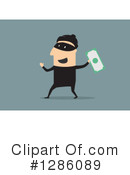 Royalty-Free (RF) Robber Clipart Illustration #1286089