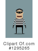 Royalty-Free (RF) Robber Clipart Illustration #1295265