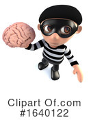 Robber Clipart #1640122 by Steve Young