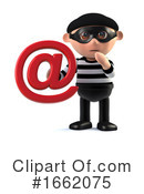 Robber Clipart #1662075 by Steve Young