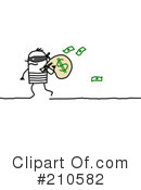Robber Clipart #210582 by NL shop