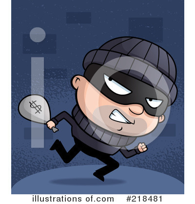 Criminal Clipart #218481 by Cory Thoman
