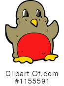 Royalty-Free (RF) Robin Clipart Illustration #1155591