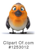 Robin Clipart #1253012 by Julos