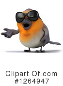 Robin Clipart #1264947 by Julos