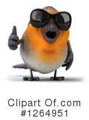 Robin Clipart #1264951 by Julos
