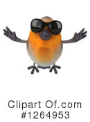 Robin Clipart #1264953 by Julos