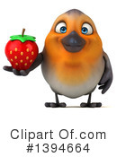 Robin Clipart #1394664 by Julos