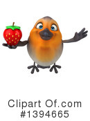 Robin Clipart #1394665 by Julos