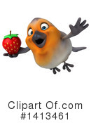 Robin Clipart #1413461 by Julos