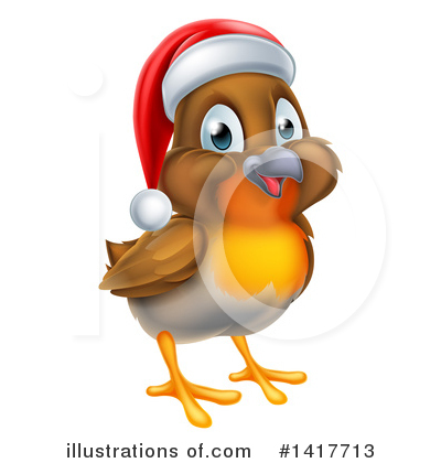 Christmas Clipart #1417713 by AtStockIllustration