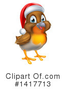 Royalty-Free (RF) Robin Clipart Illustration #1417713