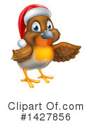Royalty-Free (RF) Robin Clipart Illustration #1427856