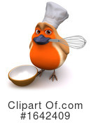 Robin Clipart #1642409 by Steve Young