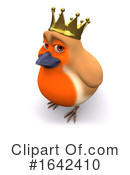 Robin Clipart #1642410 by Steve Young
