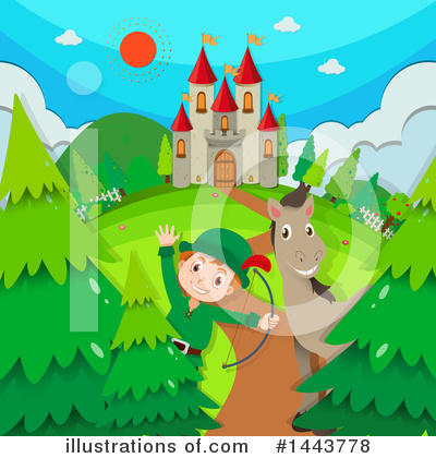 Robin Hood Clipart #1443778 by Graphics RF