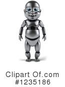 Robot Baby Clipart #1235186