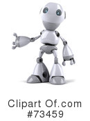 Robot Boy Clipart #73459 by Julos