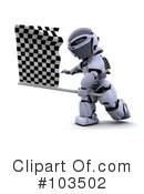 Robot Clipart #103502 by KJ Pargeter
