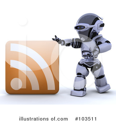 Rss Clipart #103511 by KJ Pargeter