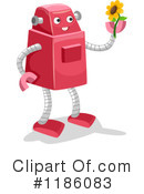 Robot Clipart #1186083 by BNP Design Studio