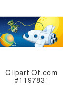Robot Clipart #1197831 by Graphics RF