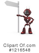 Robot Clipart #1216548 by KJ Pargeter