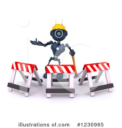 Under Construction Clipart #1230965 by KJ Pargeter