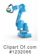Robot Clipart #1232066 by Mopic