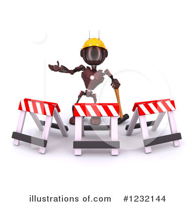 Under Construction Clipart #1232144 by KJ Pargeter