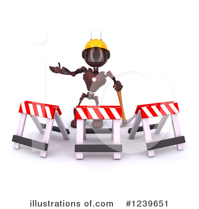 Under Construction Clipart #1239651 by KJ Pargeter