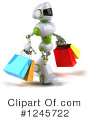 Robot Clipart #1245722 by Julos