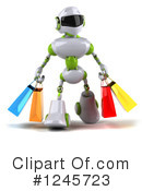 Robot Clipart #1245723 by Julos