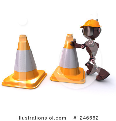 Under Construction Clipart #1246662 by KJ Pargeter