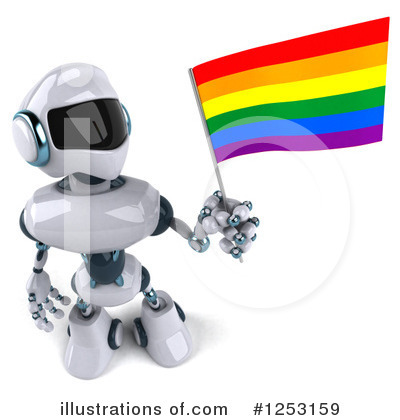 Gay Clipart #1253159 by Julos