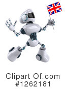 Robot Clipart #1262181 by Julos